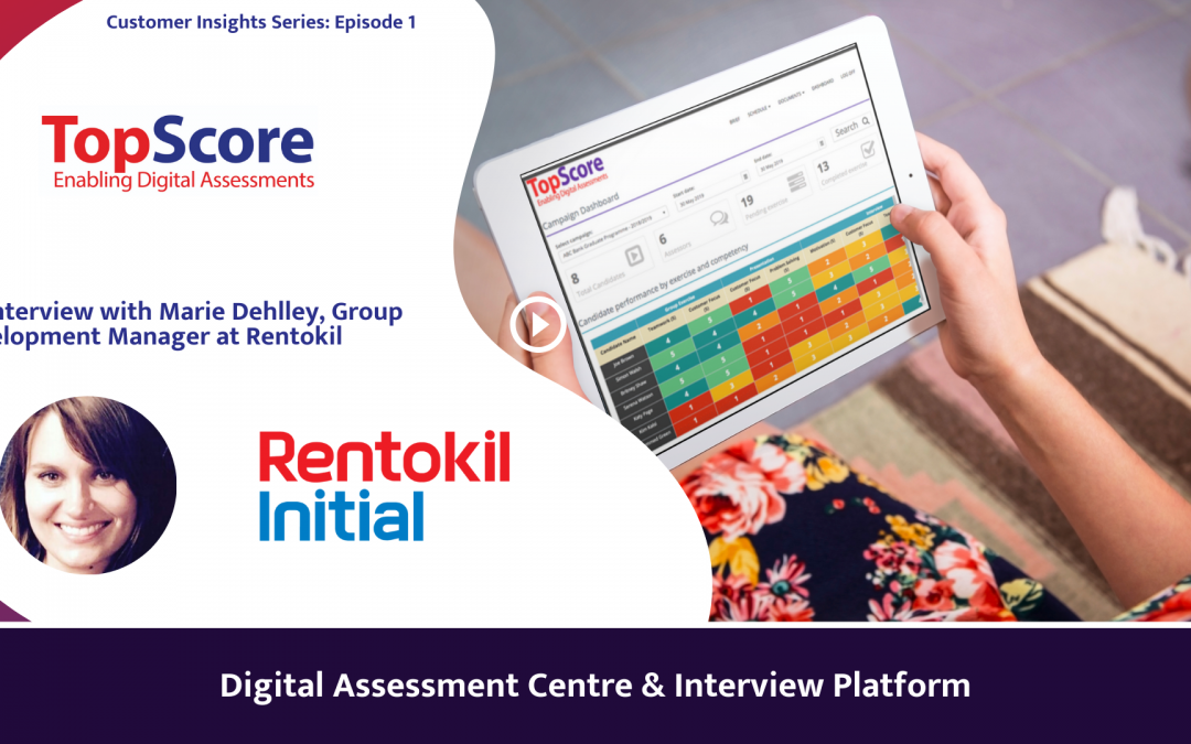 Watch video | Customer Insight Series: Episode 1 with Rentokil