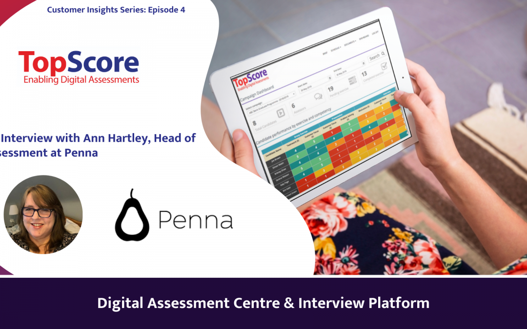 Watch video | Customer Insight Series: Episode 4 with Penna